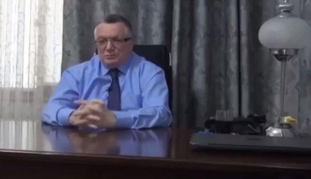 "Посол Азербайджана Исфандияр Вагабзаде назвал россиян ""вонючими свиньями"""