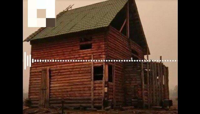 В Якутии сгорело всё село, кроме дома гадалки Зои Дурановой