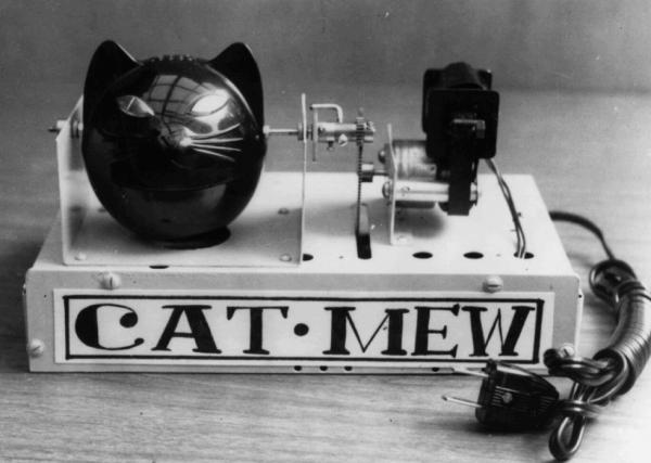 Японская электронная мышеловка «Cat Mew»