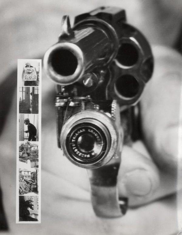 Револьверная камера, 1938 год