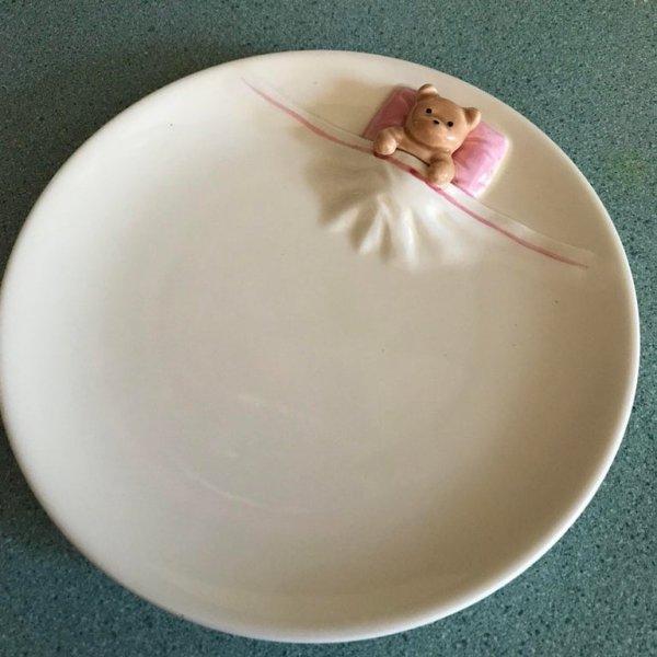 Очаровательная тарелка, с которой приятно будет есть котлетки с пюрешкой