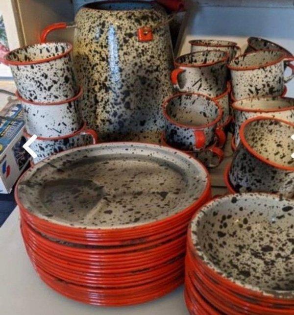 Посуда, которую можно не мыть