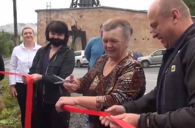 Мост из Таштаголе за полмиллиона рублей удивил жителей