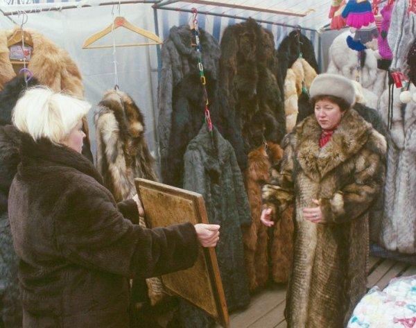 Рынок в Калининграде
