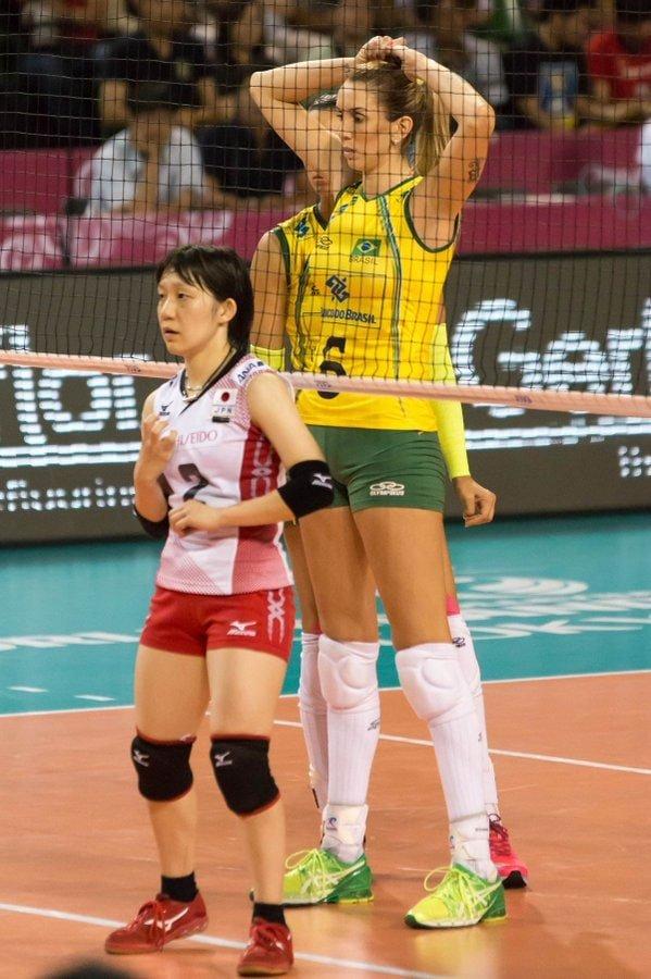 Япония и Бразилия