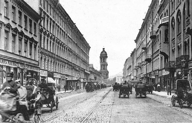 Старый Петербург. Загородный проспект
