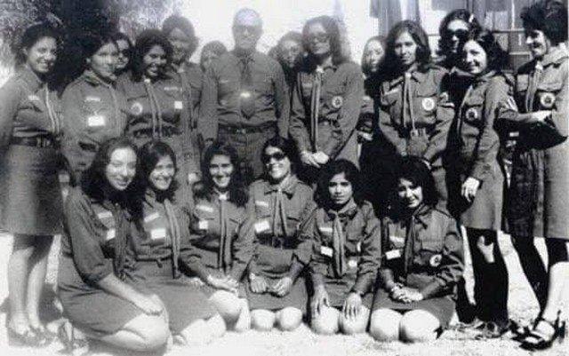 Ксения Собчак показала, как выглядели женщины Афганистана до войны в 70-х