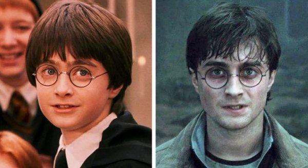 Гарри Поттер — «Гарри Поттер»