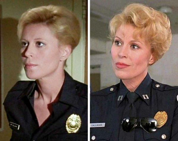 Дебби Каллахан — «Полицейская академия»