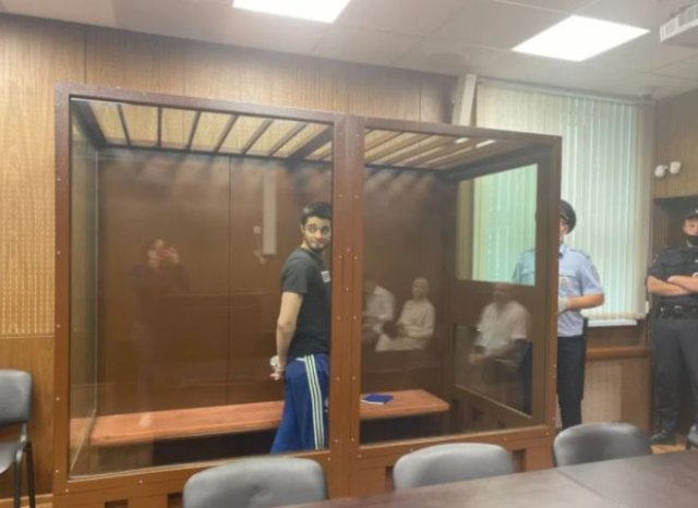 Чеченского студента Саида-Мухаммада Джумаева приговорили к 5 годам тюрьмы за драку с силовиками на м