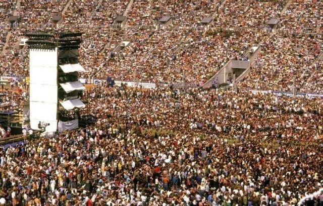 Международный рок-фестиваль в Москве, 1989 год