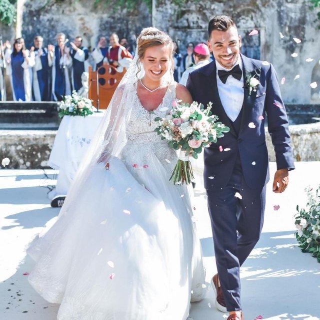 Мигел Оливейра женился на сводной сестре Андреа Пименте