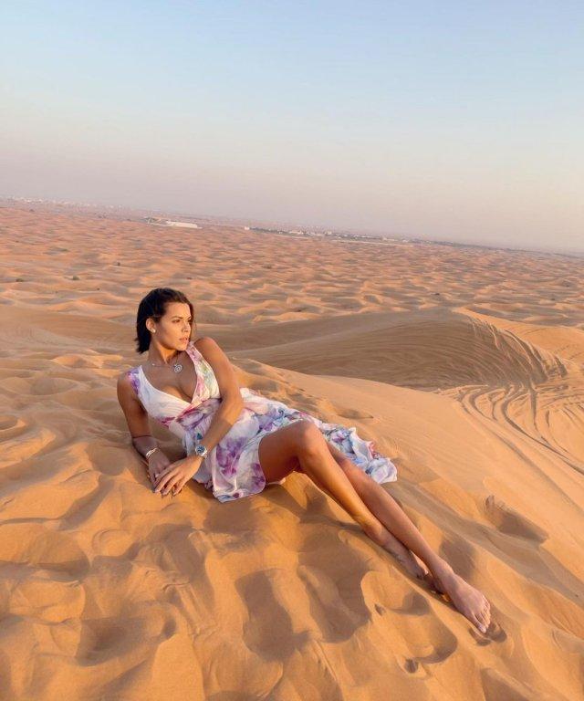 Модель Playboy Луана Сандин предложила 600 тысяч долларов за салфетку со слезами Лионеля Месси
