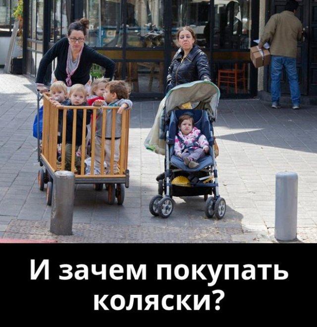 Юмор о родителях и детях