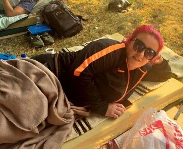 Жительница Черногории победила в соревнованиях по лени и выиграла 300 евро