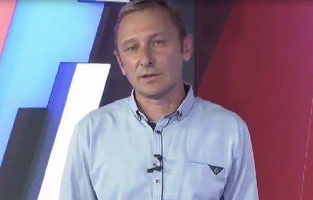 Депутат Олег Северенко ушел из прямого эфира по странной причине
