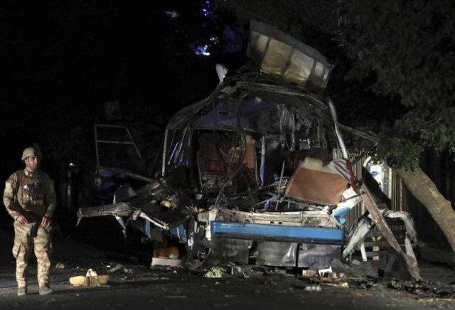Теракты в Кабуле: погибли 90 человек, 150 пострадали и выступление Джо Байдена