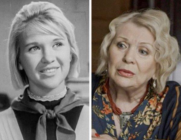 Галина Польских: 22 года и 80 лет
