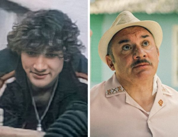 Николай Фоменко: 21 год и 59 лет