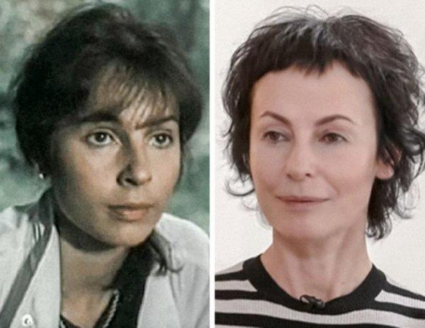 Ирина Апексимова: 21 год и 54 года