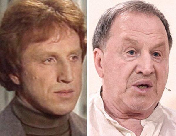 Владимир Стеклов: 35 лет и 73 года