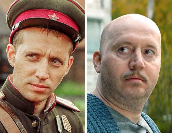 Сергей Бурунов: 28 лет и 43 года