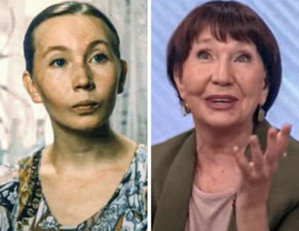 Людмила Дмитриева: 29 лет и 74 года