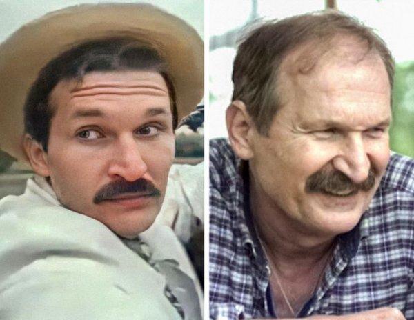 Федор Добронравов: 33 года и 58 лет