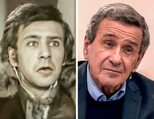 Борис Смолкин: 26 лет и 72 года