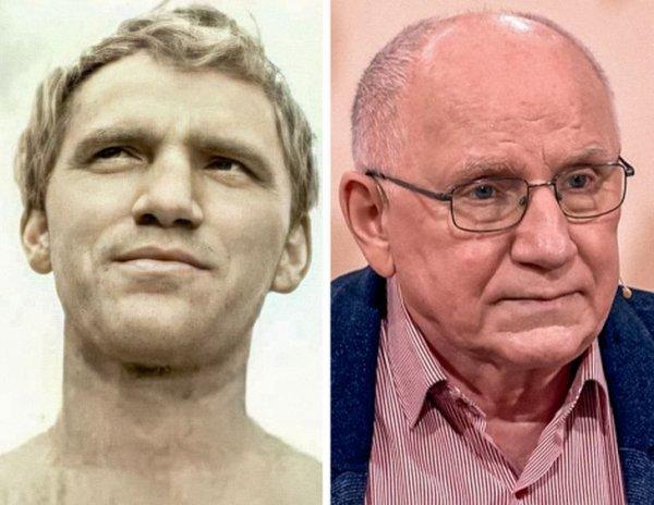 Валерий Баринов: 22 и 74 года