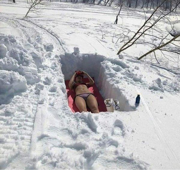 Зимние процедуры
