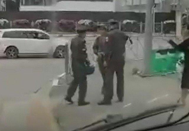 В Южно-Сахалинске солдат, ушедший в самоволку, избил представителя военной комендатуры