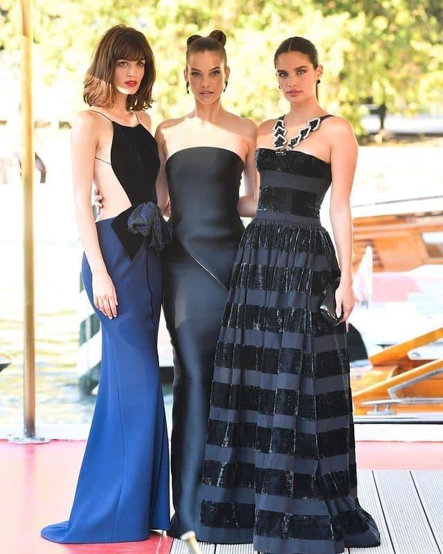 Грета Ферро - главная звезда 78-го Венецианского кинофестиваля