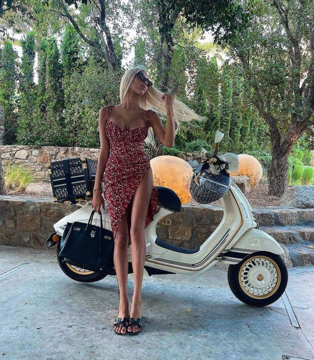 Новая девушка Тимати - блогер Саша Дони (sashadony)