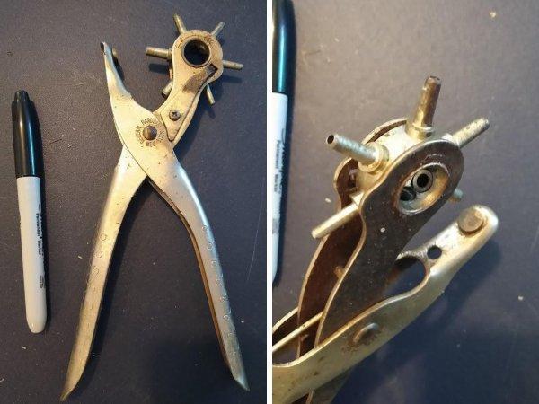 Обнаружено в старом ящике с инструментами