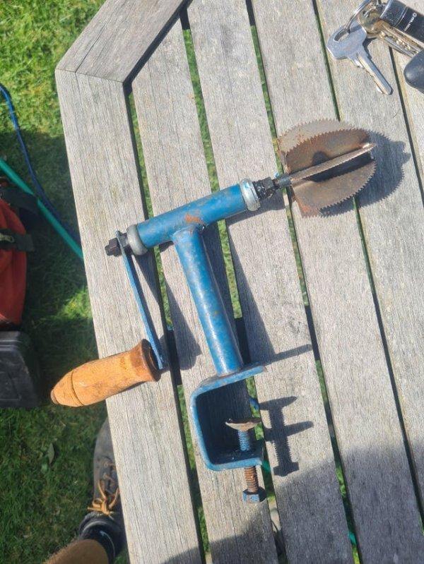 Что это за инструмент?