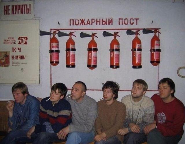 """Команда КВН """"Уральские пельмени"""". 1995 год."""
