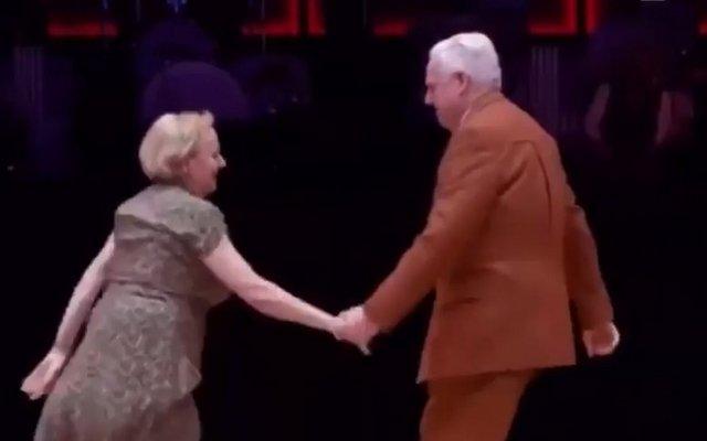 Танцевальная пауза: если старость, то такая
