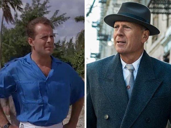 Брюс Уиллис сыграл роль торговца оружием в одной серии сериала «Полиция Майами: Отдел нравов»