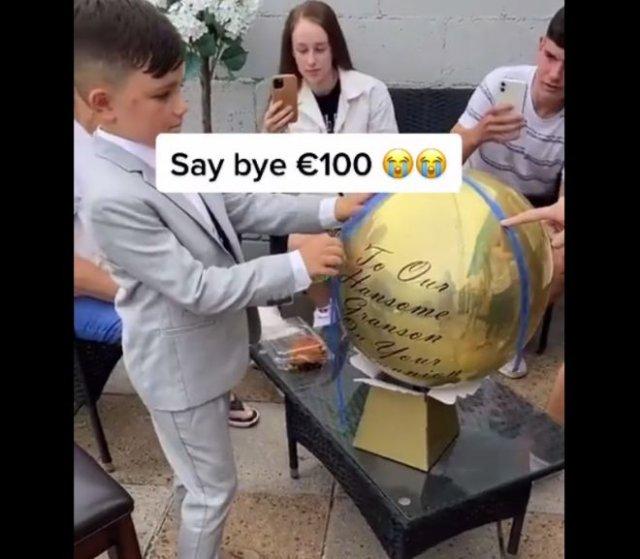 """Как легко """"избавиться"""" от ста евро"""