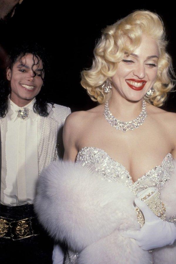 Майкл Джексон и Мадонна, 1991 год