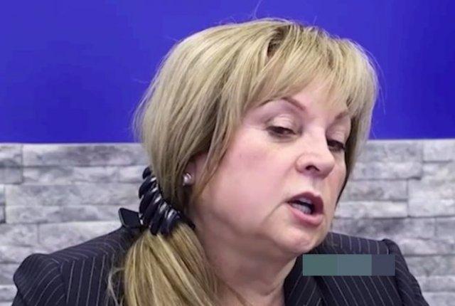 Элла Памфилова о видеонаблюдении на выборах