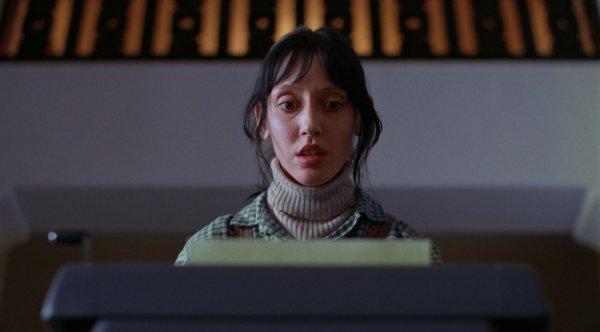 Фильм «Сияние» (1980) получил две номинации: за худшую режиссуру и худшую актрису