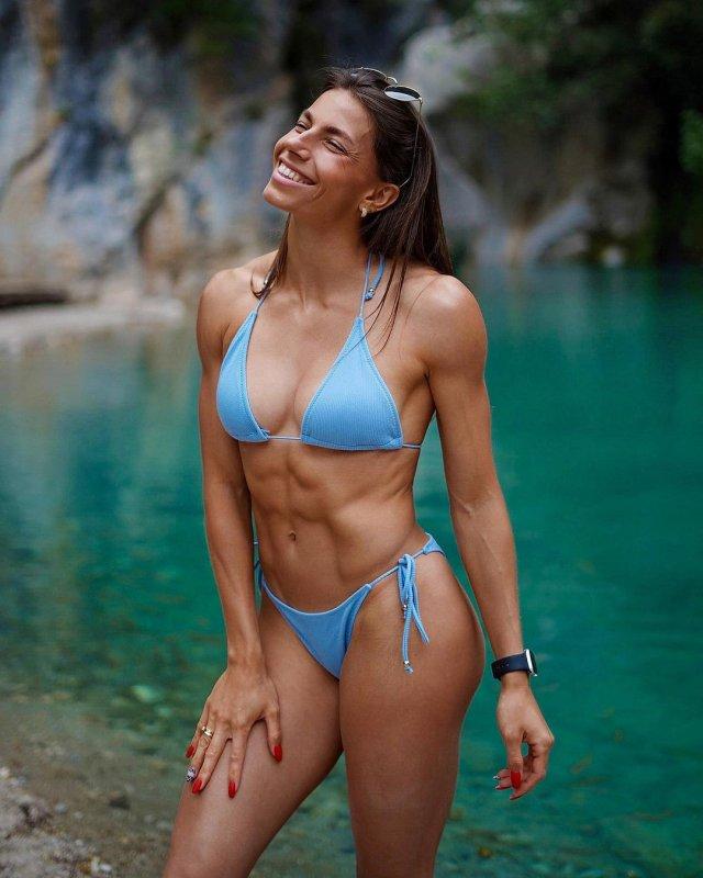 Марина Бех-Романчук - украинская легкоатлетка, которая живет полной жизнью