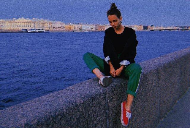 """Александра Смирнова - участница шоу """"ТАНЦЫ"""" и актриса необычного театра"""