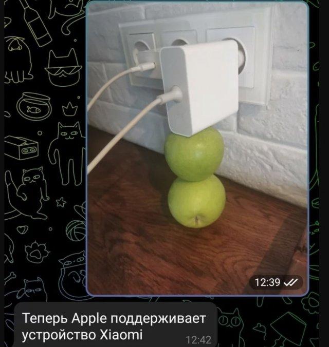Приколы про презентацию iPhone 13