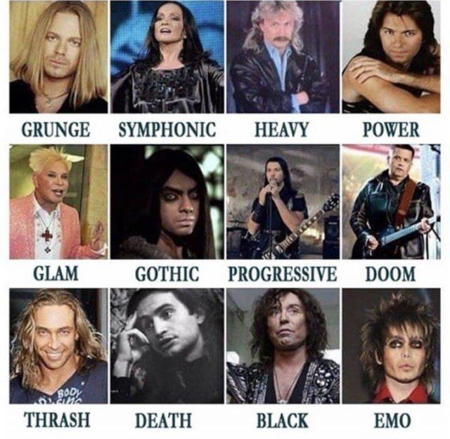 Шутки, мемы и приколы, понятные только настоящим любителям музыки
