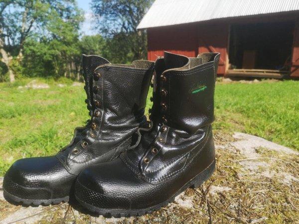Ботинки Lundhags Park, служившие мне и моему отцу более 40 лет, готовы к новой осени и зиме