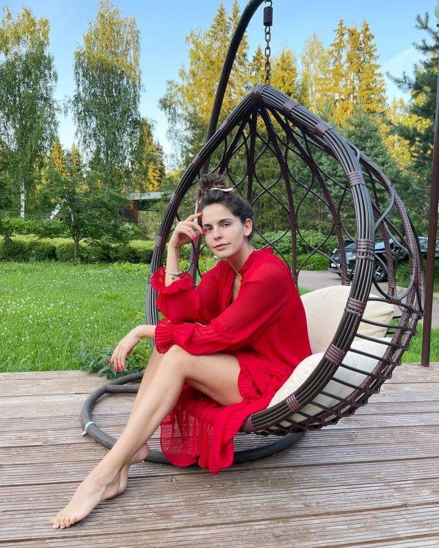 Лиза Моряк - жена культового режиссера Сарика Андреасяна