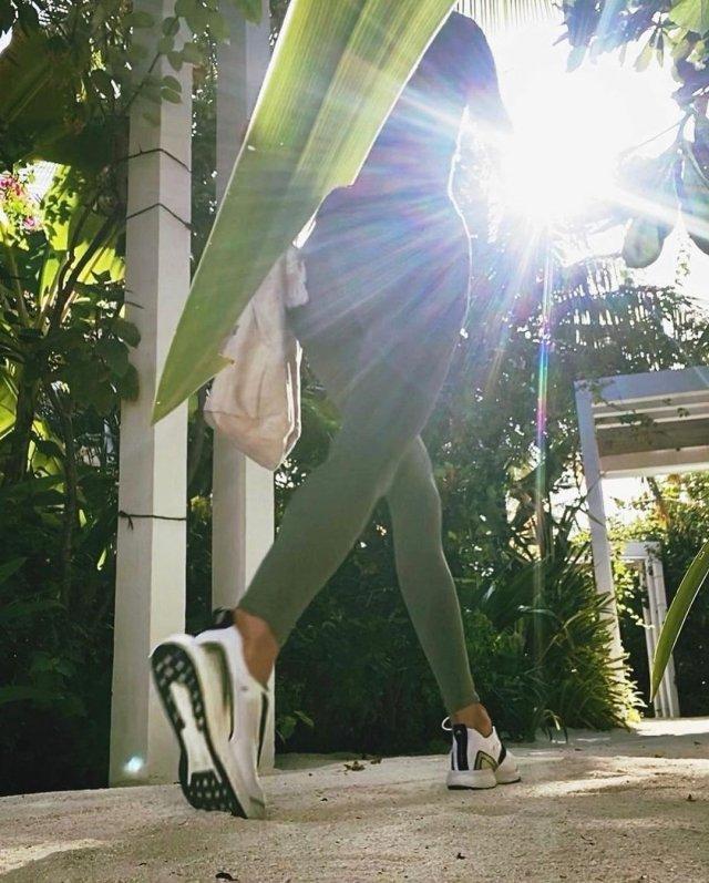 """""""Скромный"""" отдых на Мальдивах исполнительницы новой Анны Карениной - Светланы Ходченковой"""